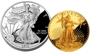 gold-silver-eagle