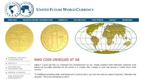 nwo currency